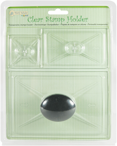 9.0040 MRJ Clear Stamp Holder